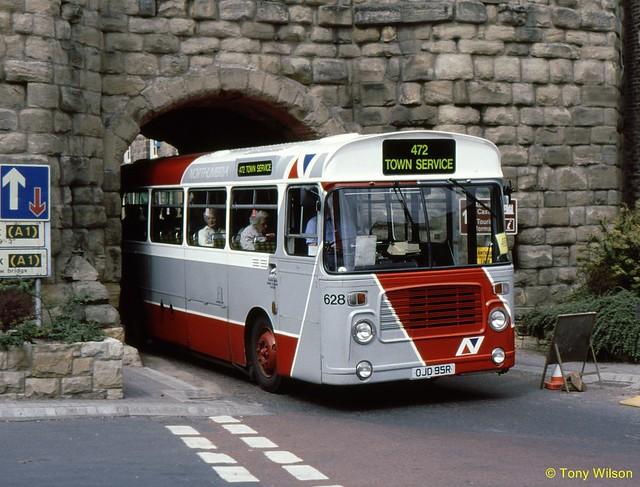 OJD95R Northumbria 628