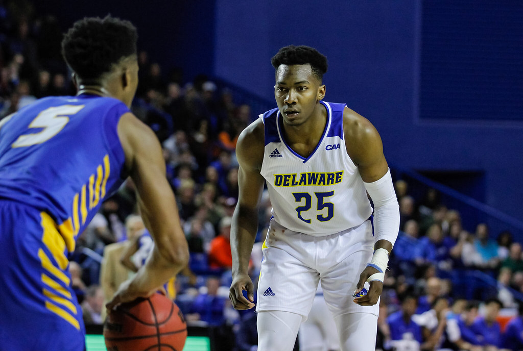 Delaware forward transfers to ACC program Virginia Tech