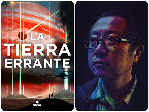 """""""LA TIERRA ERRANTE"""" de Cixin Liu"""