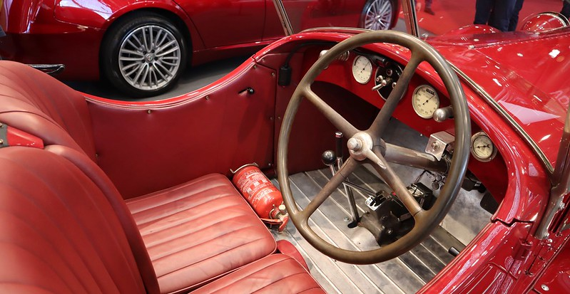 Alfa Romeo  1500/6C compresseur SS ( Super Sport ) 1928/29 -  49574533282_1a934c5f68_c