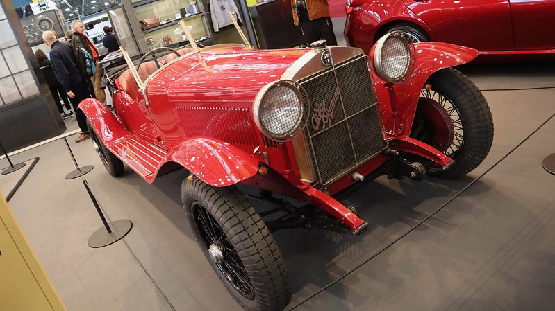 Alfa Romeo  1500/6C compresseur SS ( Super Sport ) 1928/29 -  49574533582_83162be7b9_c