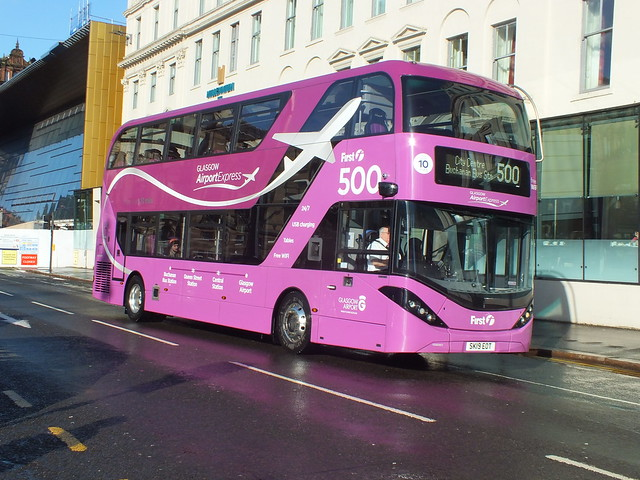 SK19EOT First Glasgow Enviro City