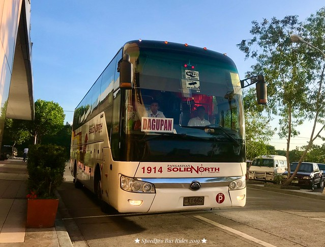 A HD Ride to nearby City (Pangasinan Solid North Transit Inc. #1914)