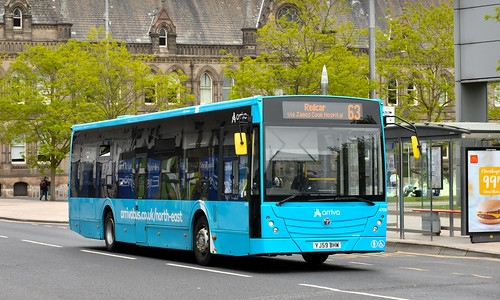 Arriva North East: 4705 / YJ59BHW | by danielgrahamm