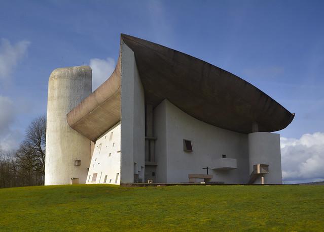 UNESCO: Ronchamp - Chapelle Notre-Dame du Haut