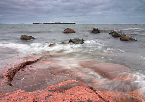 Windy beach | by Kimmo Järvinen