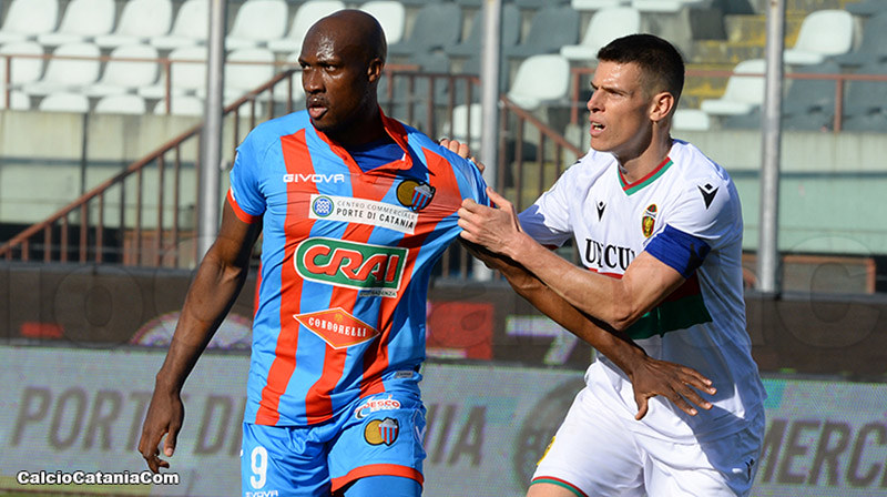 Leo Steve Beleck, a caccia del primo gol in rossazzurro