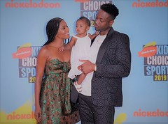 Kaavia James Steals the Show at Her Father Dwyane Wade's Retirement Ceremony