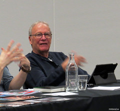 20190224_4 Paul Blake at SciFiWorld in Gothenburg, Sweden