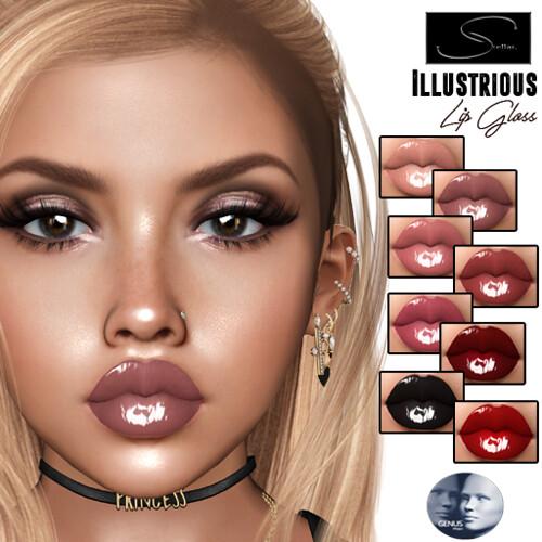 Stellar Illustrious Lip Gloss Genus