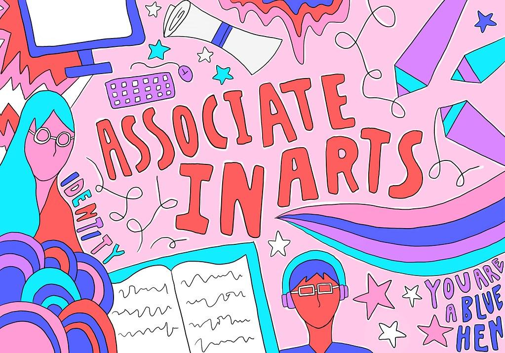 Finding identity in the Associate in Arts program