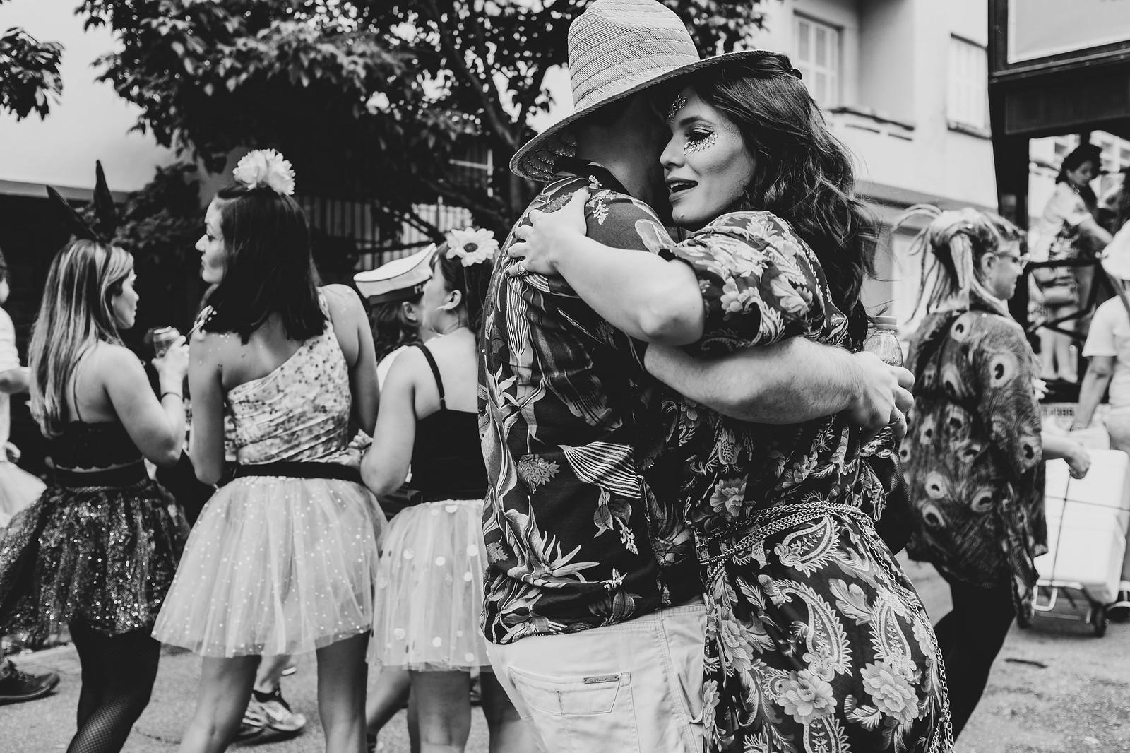 Carnaval de Rua de São Paulo 2020 Bloco Carimbolando