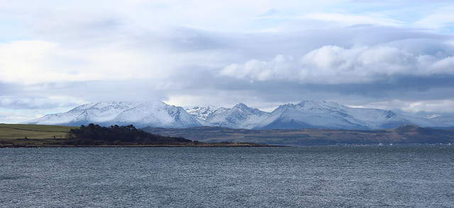Pano from Largs .