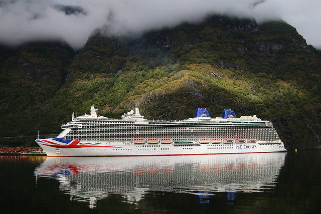Britannia, Flåm, Norway, September 3rd 2019