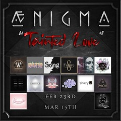 Aenigma - Tainted Love IS OPEN