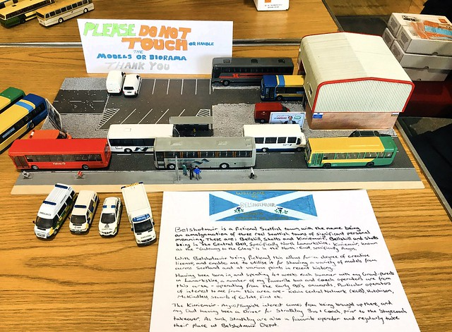Model Bus Scotland February Meeting 2020 @ Pollockshields Burgh Hall, Maxwell Park.