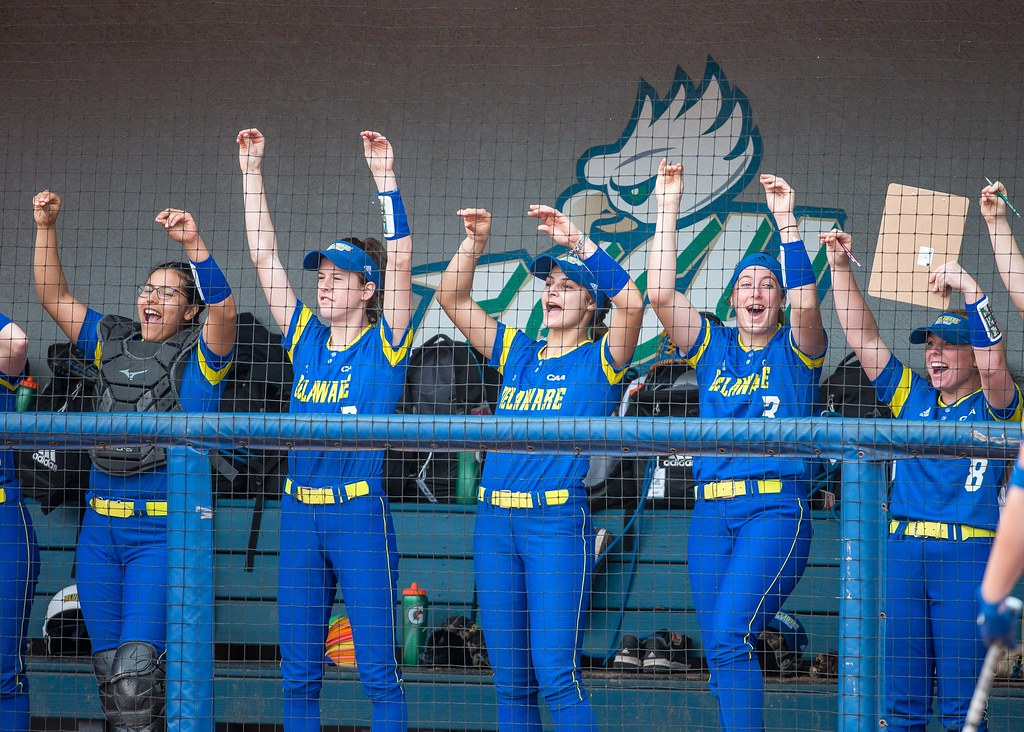 Delaware Softball catapults off to tie best start in program history