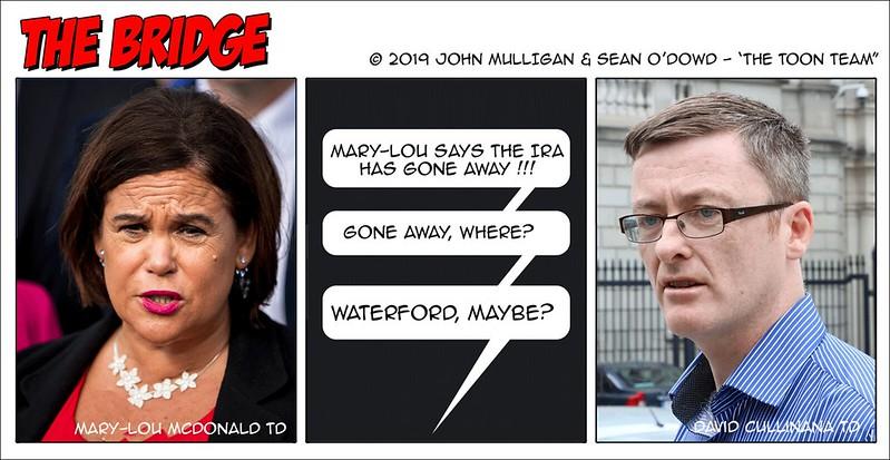 IRA-Gone-Away