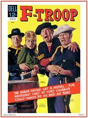 F-Troop  No. 4  April 1967