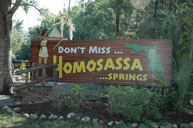 Homosassa Springs