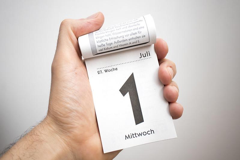 01. Juli - Internationaler Witze-Tag
