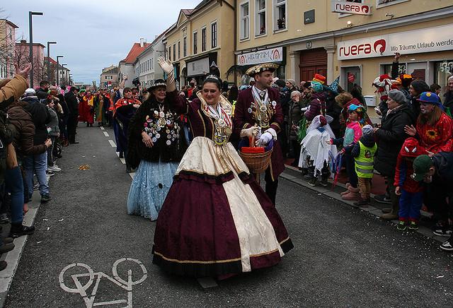 Carnival Parade in Mödling