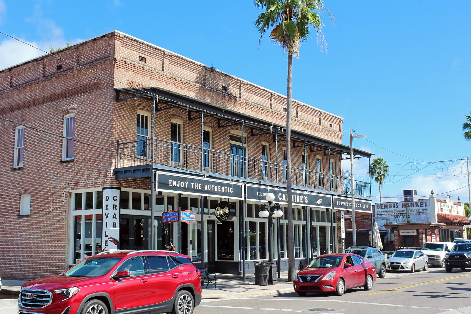 Carmine's Restaurant, Ybor City, Tampa