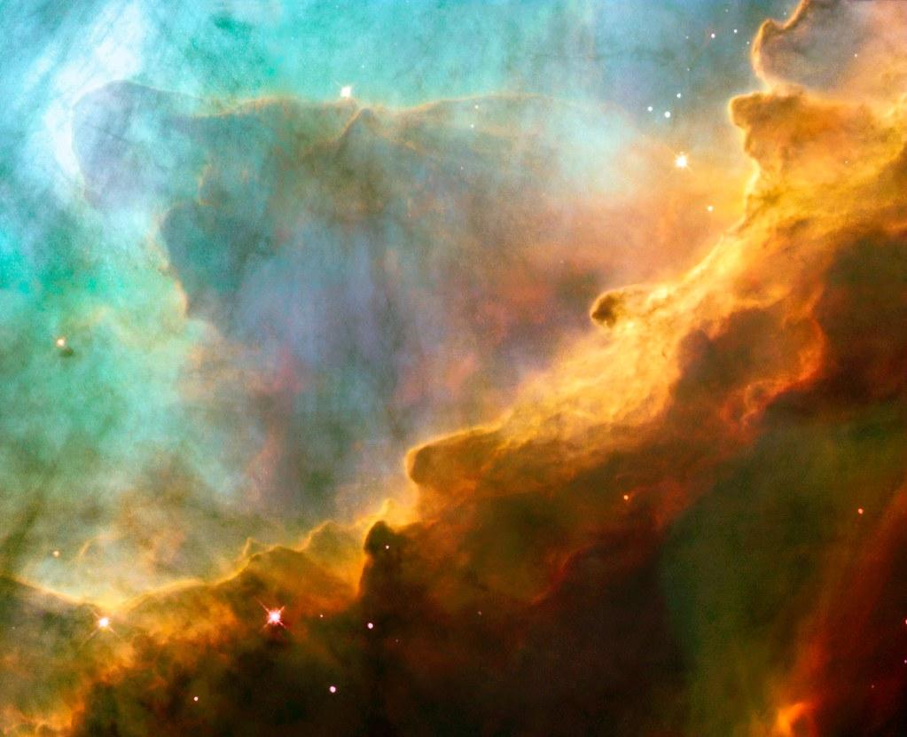 Omega Nebula (2003)