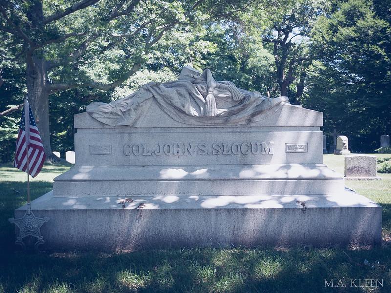 Col. John Stanton Slocum (1824-1861)