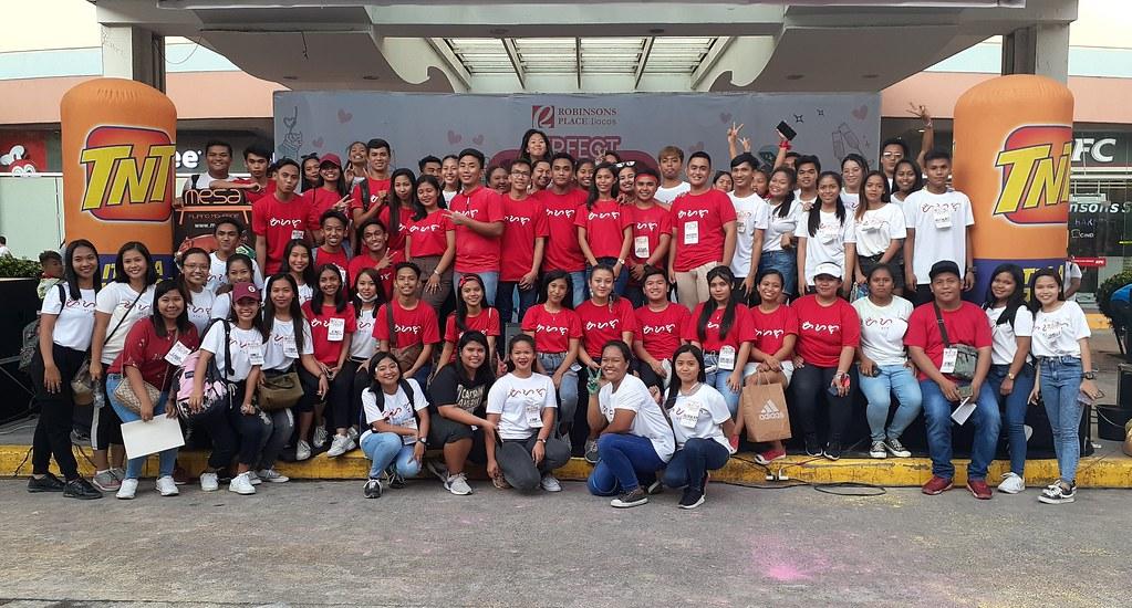 600 individuals join post-Valentine celeb through youth-organized fun run