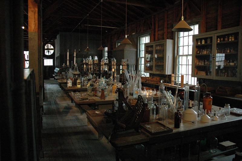 Edison's Laboratory, Ft Myers, FL