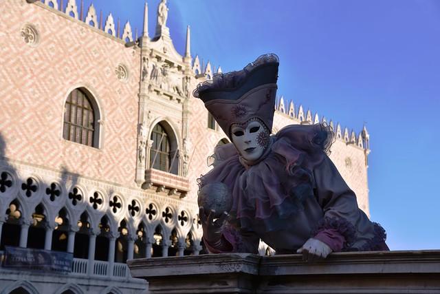 Venezia  carnevale 2020  - Venice carnival