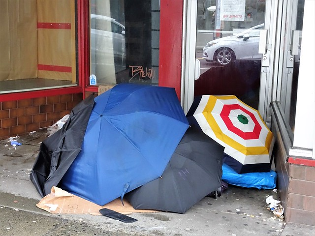 Les Parapluies de Vancouver
