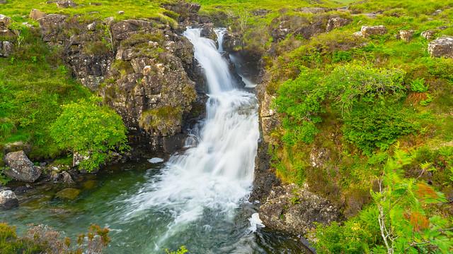 Glen Brittle Waterfalls, Isle of Skye