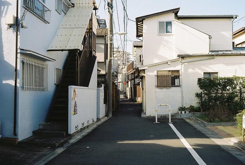 019東京いい道しぶい道西大井のんき通りの先の暗渠