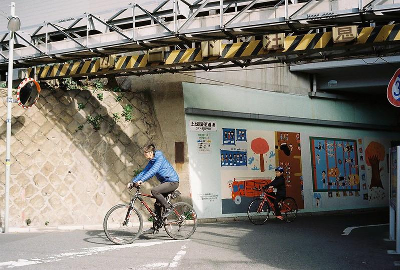002東京いい道しぶい道西大井のんき通り上蛇窪架道橋