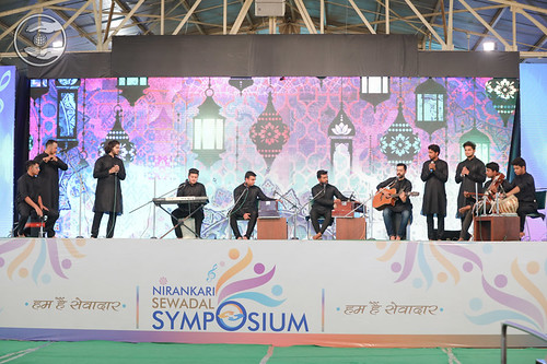 Musical Symphony by Sudhanshu Ji and group