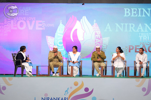 Panel Discussion – Being a Nirankari