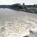 La Nièvre à Nevers en hiver