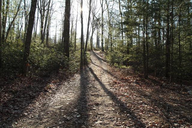 sunshine day hike