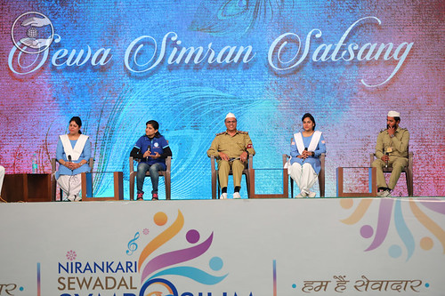 Panel Discussion – 3S-Sewa Simran Satsang