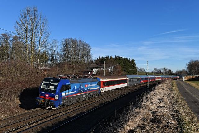 Südleasing / SBB Cargo 193 516 Vogl (4068n)