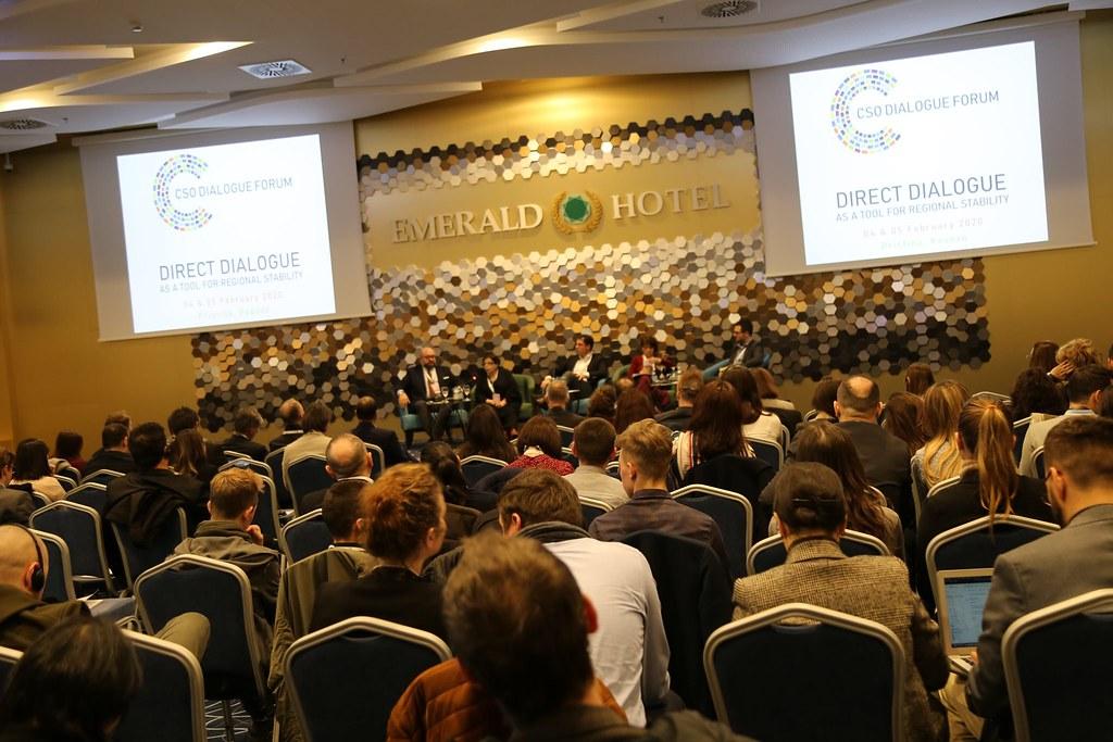 CSO Dialogue Forum