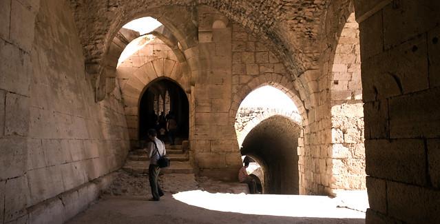 Crac des Chevaliers # 30 # قلعة الحصن