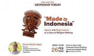Agama and Kepercayaan as a Case of Religion-Making