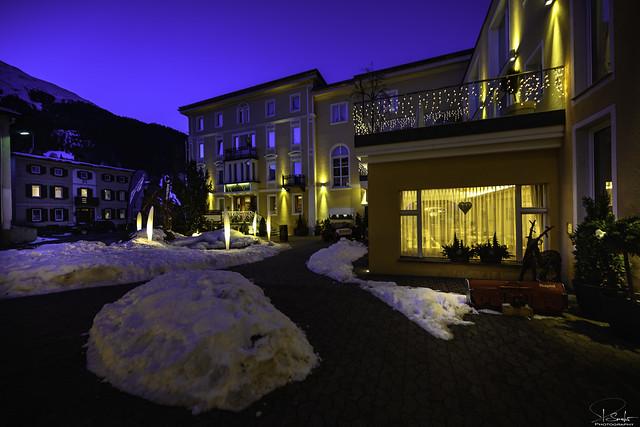 Hotel Bär Post in Zernez - Graubünden - Switzerland
