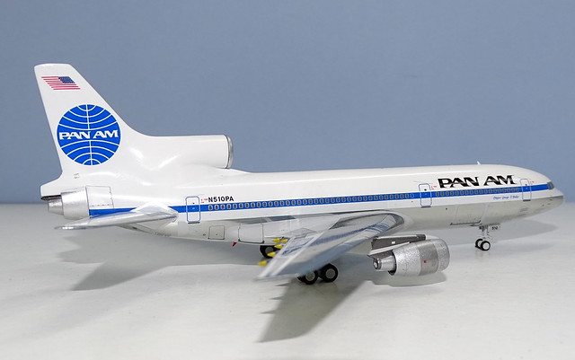 Pan Am Lockheed L-1011 Tristar 500 N510PA
