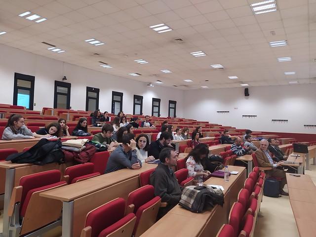21_02_2019 Seminario eMadrid sobre «Enseñanza de programación en niveles preuniversitarios»