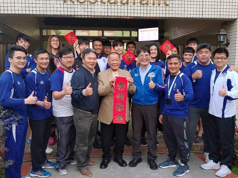 台灣拳擊隊。(圖/體育署提供)