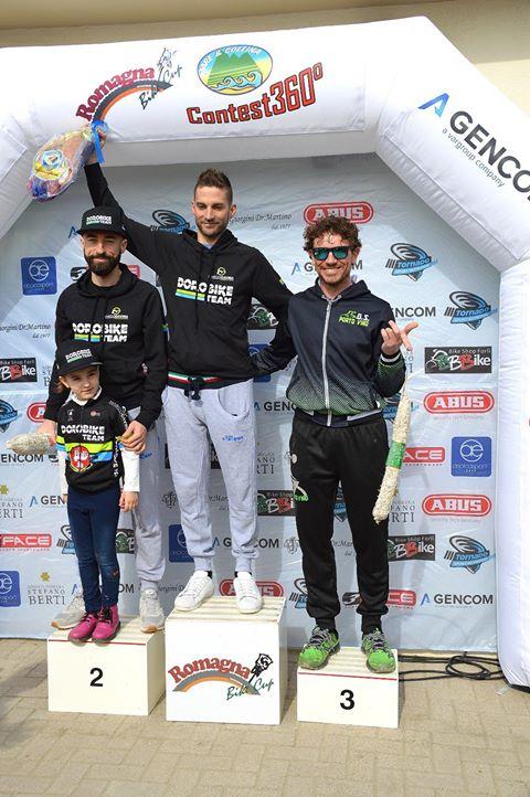 """MTB Trofeo """"Mare e Collina"""": dalle sabbie mobili di Lido Adriano spunta Mattia Capece"""